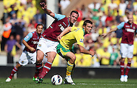 120915 Norwich City v West Ham Utd