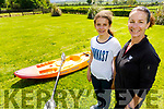 Ballyhar woman Maureen Hegarty-Vogels and her daughter Annie Rose were recently announced winners of the Reeks District Big Five Challenge, after creating a video while at home during the lockdown showcasing how they would complete thefiveoutdoor activities