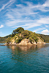 New Zealand, South Island: Scenic landscape  near town of Picton on Marlborough Sounds. Photo copyright Lee Foster. Photo # newzealand125342