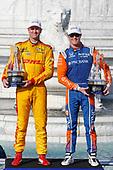Ryan Hunter-Reay, Andretti Autosport Honda, Scott Dixon, Chip Ganassi Racing Honda Dual winners