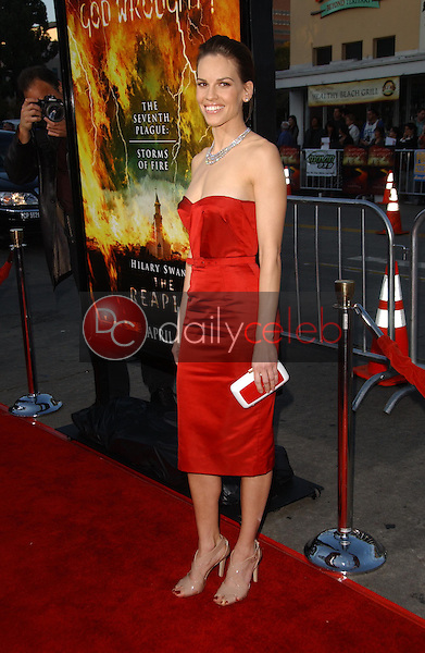 Hilary Swank<br />