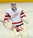 Detroit Red Wings Jonas Gustavsson (50)