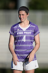 11 September 2016: High Point's Taylor Romano. The Duke University Blue Devils hosted the High Point University Panthers at Koskinen Stadium in Durham, North Carolina in a 2016 NCAA Division I Women's Soccer match. Duke won the match 4-1.