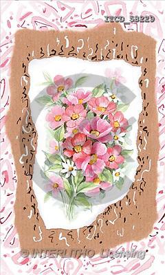 Michele, FLOWERS, paintings(ITCD58229,#F#) Blumen, flores, illustrations, pinturas ,everyday