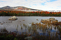 Autumn View, Mt. Katahdin  #L32