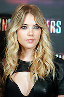 Ashley Benson attends 'Spring Breakers' photocall at Villamagna Hotel in Madrid. February 21, 2013. (ALTERPHOTOS/Caro Marin) /NortePhoto