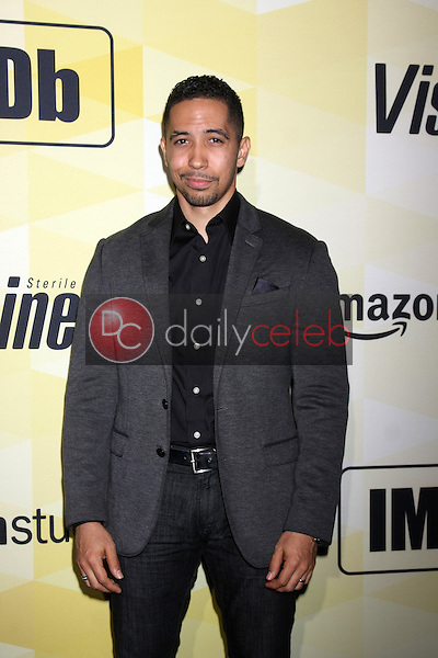 Mel Brown Jr.<br /> at the IMDb 25th Anniversary Party, Sunset Tower, West Hollywood, CA 10-15-15<br /> David Edwards/DailyCeleb.com 818-249-4998