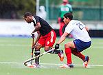 USA vs Trinidad and Tobago at World League Round 2 in Chula Vista, California.