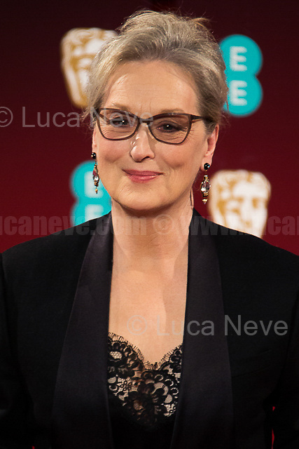 Meryl Streep.<br />