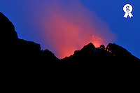 Italy, Sicily, Vulcano Island, Stromboli Volcano erupting (Licence this image exclusively with Getty: http://www.gettyimages.com/detail/sb10069714j-001 )