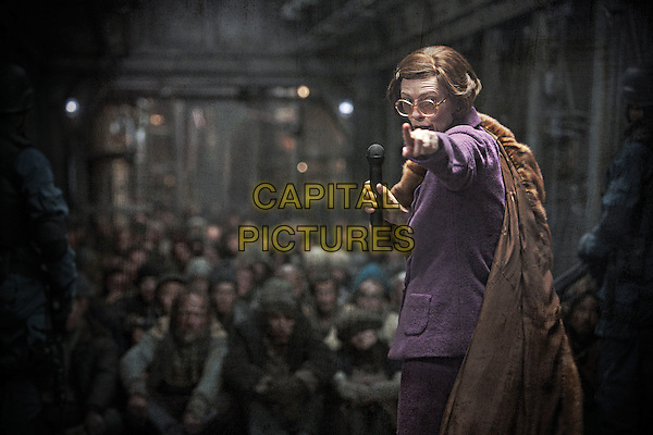 Tilda Swinton<br /> in Snowpiercer (2013) <br /> *Filmstill - Editorial Use Only*<br /> CAP/NFS<br /> Image supplied by Capital Pictures