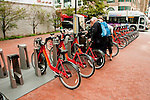 Rental Bike System, Washington, DC, dc124752