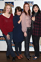 ***Jan Maxwell has passed away at the age of 61 after a long battle with cancer***<br /> ***FILE PHOTO*** Jan Maxwell, Mary Catherine Garrison, Jennifer Laura Thompson, Brooke Adams attending the Meet &amp; Greet for &quot;Lend Me A Tenor&quot; at the New 42nd Street Studios in New York City.<br /> February 25, 2010 <br /> CAP/MPI/WAL<br /> &copy;WAL/MPI/Capital Pictures