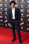 Pablo Molinero attends red carpet of Feroz Awards 2018 at Magarinos Complex in Madrid, Spain. January 22, 2018. (ALTERPHOTOS/Borja B.Hojas)