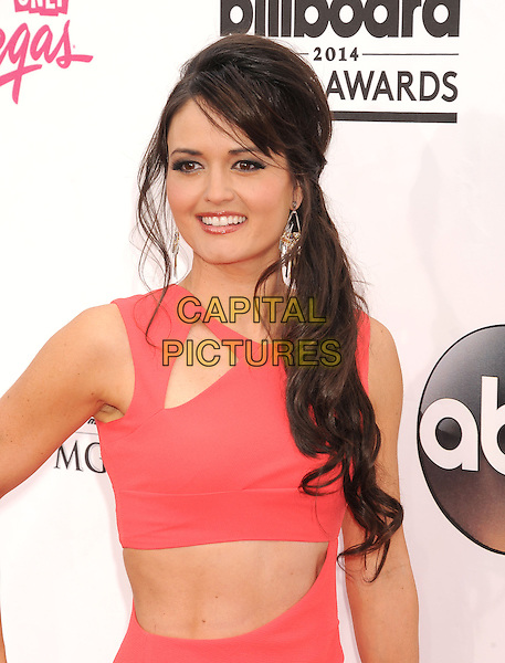 LAS VEGAS, CA- MAY 18: Actress Danica McKellar arrives at the 2014 Billboard Music Awards at the MGM Grand Garden Arena on May 18, 2014 in Las Vegas, Nevada.<br /> CAP/ROT/TM<br /> &copy;Tony Michaels/Roth Stock/Capital Pictures