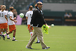 22 August 2009: Sky Blue assistant coach Mike Lyons. Sky Blue FC defeated the Los Angeles Sol 1-0 at the Home Depot Center in Carson, California in the inaugural WPS Championship game.