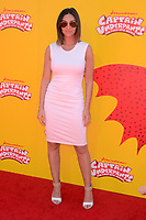 "LOS ANGELES - MAY 21:  Courtney Mazza at the ""Captain Underpants"" Los Angeles Premiere at the Village Theater on May 21, 2017 in Westwood, CA"