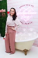NEW YORK, NY - FEBRUARY 5: Rachel Roff  at Urban Skin RX Valentine&rsquo;s Day Spa Party hosted by Eva Marcille and Rachel Roff at Pure Space  on February 5, 2019 in New York City. <br /> CAP/MPI/DC<br /> &copy;DC/MPI/Capital Pictures