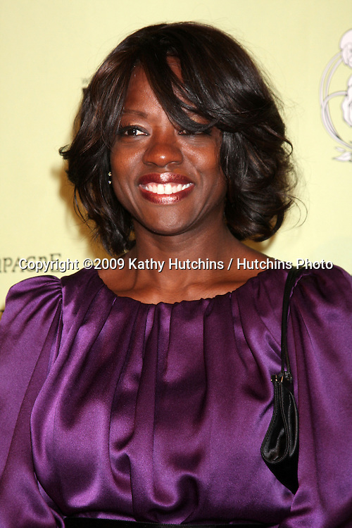 Viola Davis  arriving at the Women In Film 2nd Annual Pre-Oscar Cocktail Party at the home of Peter & Tara Guber in Bel Air, CA on.February 20, 2009.©2009 Kathy Hutchins / Hutchins Photo...                .