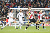 Real Madrid CF vs Athletic Club de Bilbao (5-1) at Santiago Bernabeu stadium. The picture shows Fernando Llorente. November 17, 2012. (ALTERPHOTOS/Caro Marin) NortePhoto