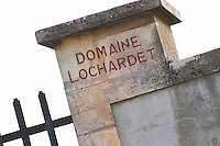 Domaine Lochardet. Pommard, Cote de Beaune, d'Or, Burgundy, France
