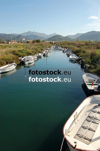 Torrente de Saluet (cat.: Torrent Es Saluet), Puerto de Andraitx (cat.: Port d'Andratx)<br /> <br /> 3008 x 2000 px<br /> 150 dpi: 50,94 x 33,87 cm<br /> 300 dpi: 25,47 x 16,93 cm