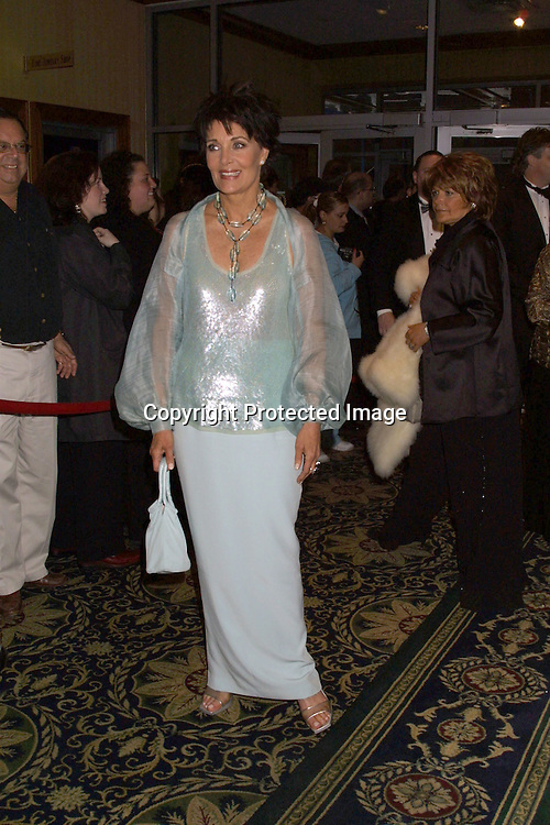 ©2003 KATHY HUTCHINS / HUTCHINS PHOTO.30TH DAYTIME EMMY AWARDS.RADIO CITY MUSIC HALL.NEW YORK CITY, NY.MAY 16, 2003..LINDA DANO