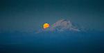 Moonrise, Bristol Bay, Alaska