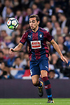 Gonzalo Escalante of SD Eibar in action during the La Liga 2017-18 match between Real Madrid and SD Eibar at Estadio Santiago Bernabeu on 22 October 2017 in Madrid, Spain. Photo by Diego Gonzalez / Power Sport Images