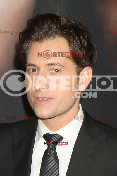 NEW YORK, NY - DECEMBER 10: Peter Cincotti at the 'Les Miserables' New York premiere at Ziegfeld Theatre on December 10, 2012 in New York City. Credit RW/MediaPunch Inc, /NortePhoto© /NortePhoto /NortePhoto