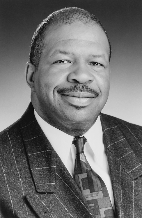Rep. Elijah Cummings, D-Md. in 1997. (Photo by CQ Roll Call)