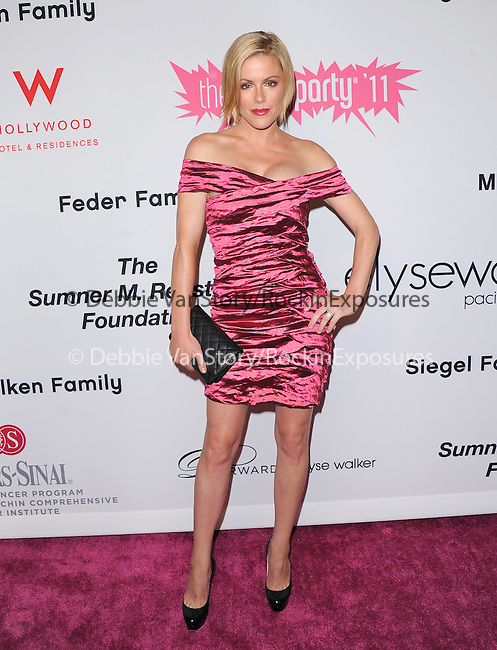 Kathleen Robertson attends The 7th Annual Pink Party held at Drai's Hollywood in Hollywood, California on September 10,2011                                                                               © 2011 DVS / Hollywood Press Agency
