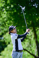 Ilhee Lee (KOR) watches her tee shot on 13 during round 1 of  the Volunteers of America Texas Shootout Presented by JTBC, at the Las Colinas Country Club in Irving, Texas, USA. 4/27/2017.<br /> Picture: Golffile | Ken Murray<br /> <br /> <br /> All photo usage must carry mandatory copyright credit (&copy; Golffile | Ken Murray)