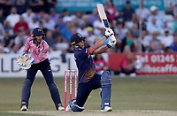 Tom Westley of Essex in batting action during Essex Eagles vs Middlesex, Vitality Blast T20 Cricket at The Cloudfm County Ground on 6th July 2018
