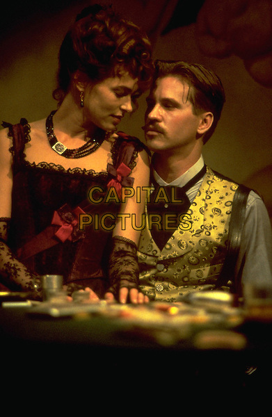 Tombstone (1993) <br /> Val Kilmer<br /> *Filmstill - Editorial Use Only*<br /> CAP/KFS<br /> Image supplied by Capital Pictures