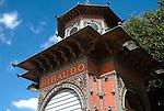 Ribaudo Kiosk Palermo Sicily Italy