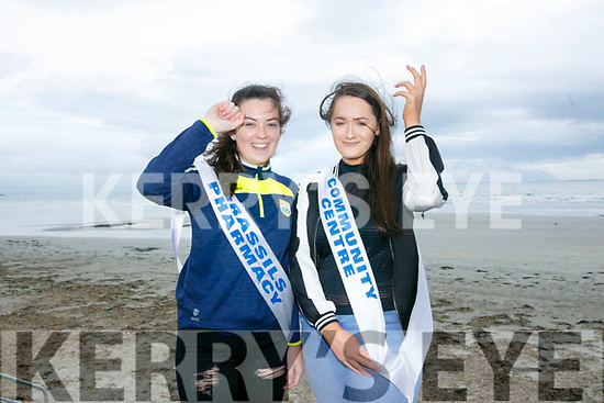 Ballyheigue Summer Festival King of the Beach Run on Monday were Chantelle Kenny and Shauna Dineen Higgins