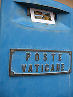 Vatican Post Box