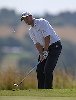 David Howell (ENG) returns to the fold with a second 69 and only one dropped shot on the cards during Round Two of The Tshwane Open 2014 at the Els (Copperleaf) Golf Club, City of Tshwane, Pretoria, South Africa. Picture:  David Lloyd / www.golffile.ie