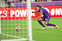 Orlando, FL - Tuesday August 08, 2017: Marta Vieira Da Silva during a regular season National Women's Soccer League (NWSL) match between the Orlando Pride and the Chicago Red Stars at Orlando City Stadium.
