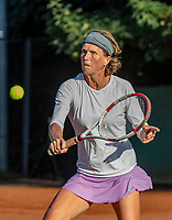 Hilversum, The Netherlands,  August 23, 2019,  Tulip Tennis Center, NSK, Margit Velds (NED)<br /> Photo: Tennisimages/Henk Koster