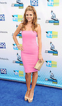 SANTA MONICA, CA - AUGUST 19: Maria Menounos arrives at the 2012 Do Something Awards at Barker Hangar on August 19, 2012 in Santa Monica, California.