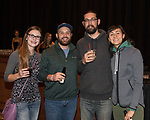 "Ski fans attend the screening of Warren Miller's film ""Line of Descent"" at the Reno Ballroom on Saturday, Nov. 4, 2017 in downtown Reno."
