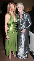 ***FILE PHOTO*** Marin Mazzie Has Passed Away at The Age Of 57<br /> Marin Mazzie &amp; Angela Lansbury attending the Signature Theatre Stephen Sondheim Award Gala honoring Angela Lansbury at the Embassy of Italy in Washington, D.C. April 12, 2010 <br /> CAP/MPI/WMB<br /> &copy;WMB/MPI/Capital Pictures