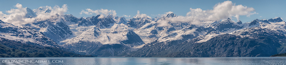 Glacier Bay Panorama