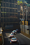 Tom Coronel races the FIA WTCC during the 61st Macau Grand Prix on November 16, 2014 at Macau street circuit in Macau, China. Photo by Aitor Alcalde / Power Sport Images