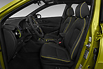 Front seat view of 2018 Hyundai Kona Limited 5 Door SUV Front Seat  car photos