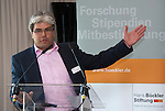 Belgium, Brussels - April 16, 2015 -- European Dialogue 2015: 'Prosperity in Europe (only if we stop the growing inequality)', jointly held by Hans Böckler Foundation and ETUI (European Trade Union Institute) at 'The Hotel'; here, Workshop 1: European wage policy under the conditions of the economic crisis and risks of deflation; <br /> Dr. Torsten Müller, European Trade Union Institute -- Photo © HorstWagner.eu