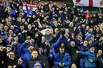 20.12.2019 hibs v Rangers: Rangers fans
