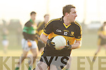 Andrew Kenneally Dr. Crokes v Nemo Rangers in their AIB Senior Club Football Championship Munster Final at Mallow GAA Grounds on Sunday 30th January 2011.